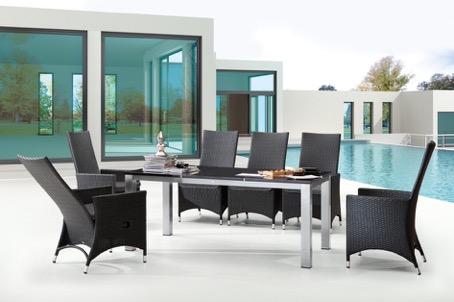 exklusive sessel st hle f r den perfekten garten. Black Bedroom Furniture Sets. Home Design Ideas