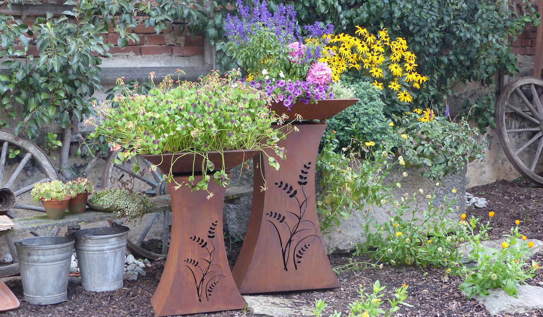 Ausgefallene Gartendeko finden Sie bei Tosch-Home.com