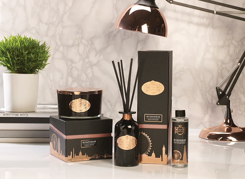 Exklusive Reed Diffuser