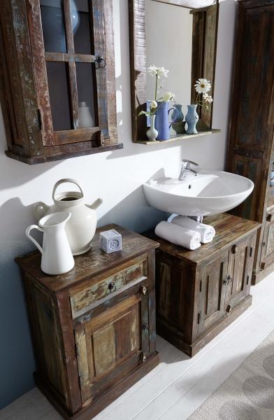 Badezimmer Kommode Ocean Landhaus Vintage