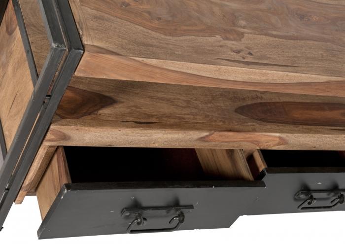 lowboard caribe vintage industrial landhaus. Black Bedroom Furniture Sets. Home Design Ideas