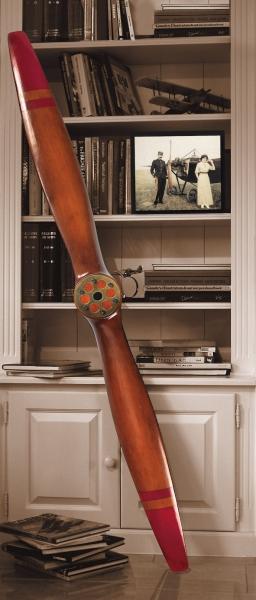 Holzpropeller 1. Weltkrieg / Exklusive Dekoration