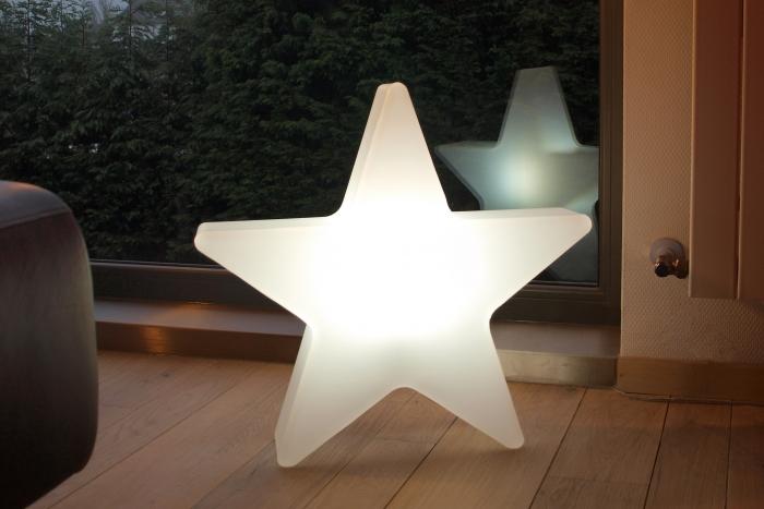 lightstar exklusive dekoration stern beleuchtet - Exklusive Dekoration