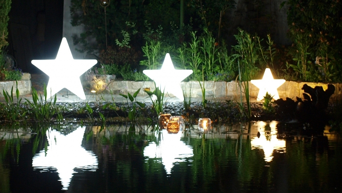 Lightstar exklusive dekoration stern beleuchtet for Exklusive lampen hersteller