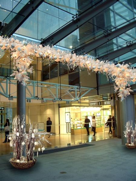 Crystal garland exklusive dekoration beleuchtete girlande
