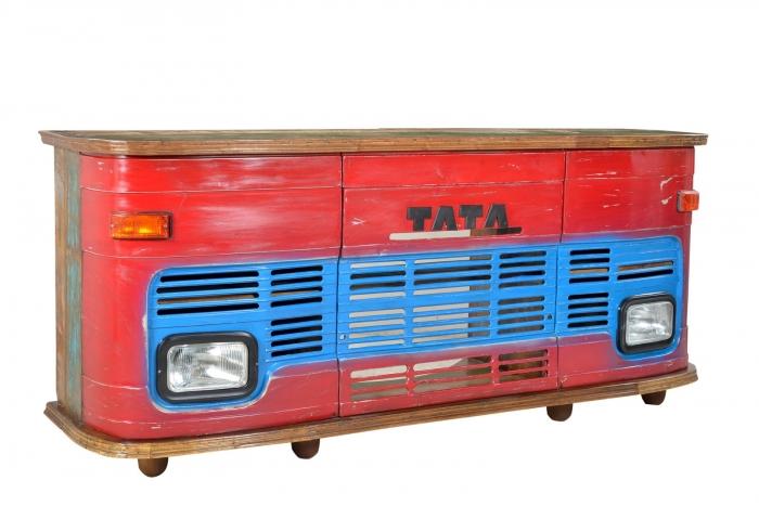 truck bar barschrank tresen. Black Bedroom Furniture Sets. Home Design Ideas