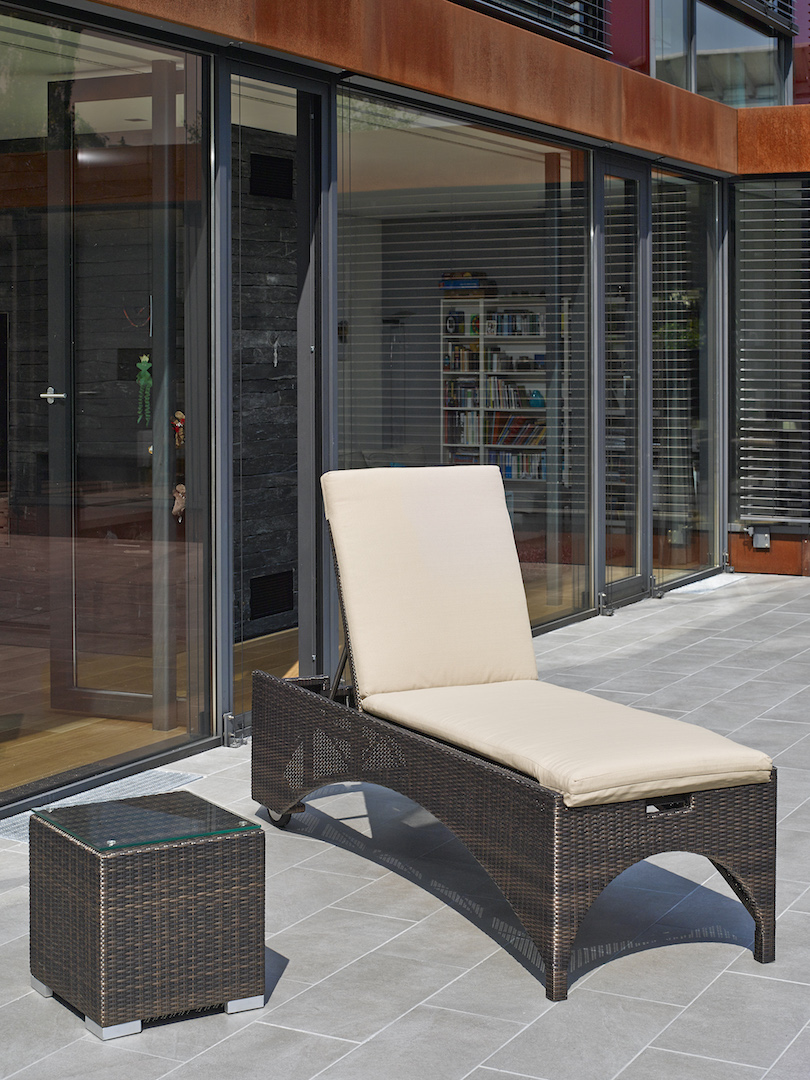 rattanm bel f r die terrasse. Black Bedroom Furniture Sets. Home Design Ideas